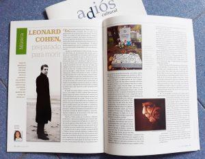 Artículo Leonard Cohen