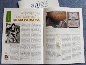 Artículo Gram Parsons