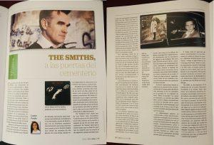 Artículo The Smiths Adiós Cultural 140 sección de música