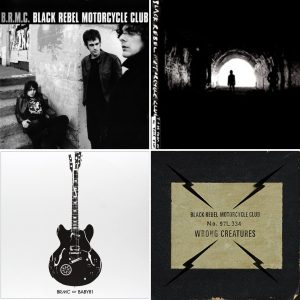 Discovering Laura dedicado a Black Rebel Motorcycle Club