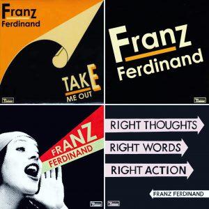 Discovering Laura dedicado a Franz Ferdinand