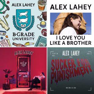 Discovering Laura dedicado a Alex Lahey